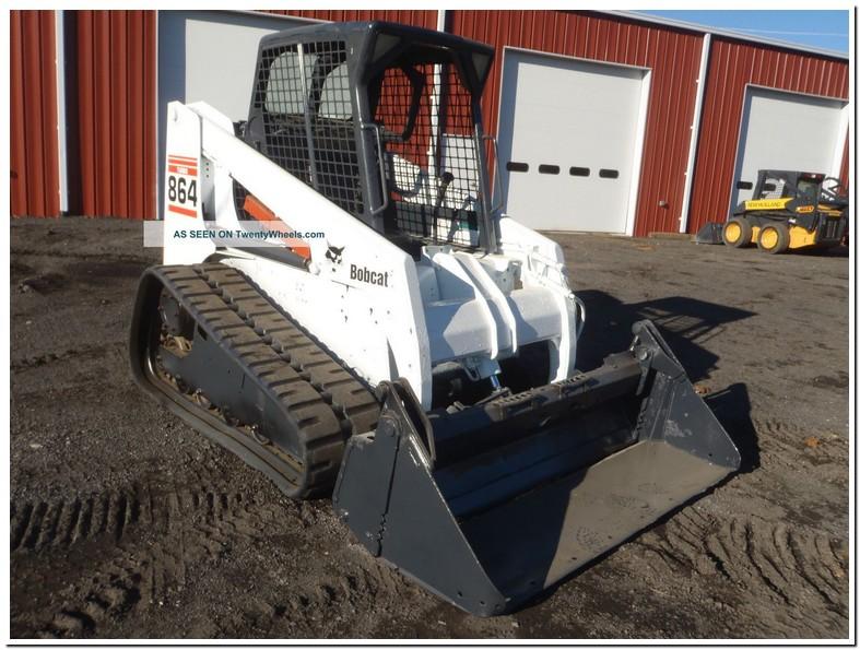 Bobcat 864 Specifications