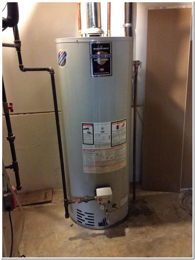 Bradford White Water Heater Repair Near Me