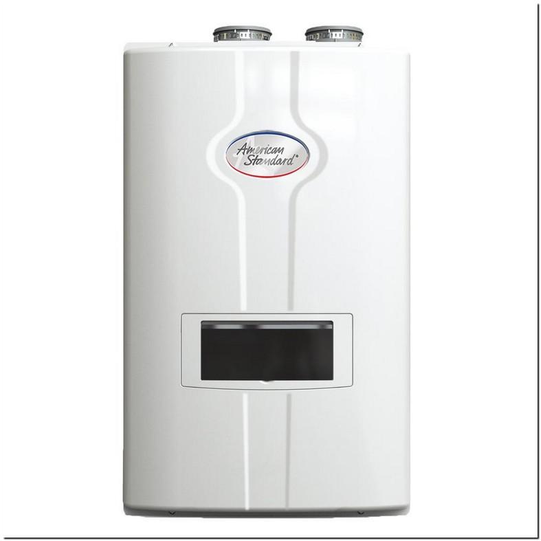 Bradley White Water Heaters