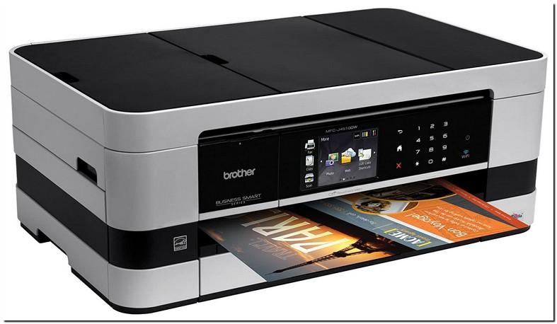 Brother Printer Mfcj4510dw