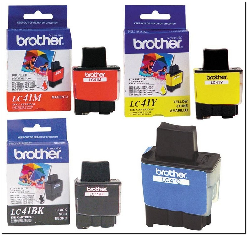 Brothers Mfc 420cn