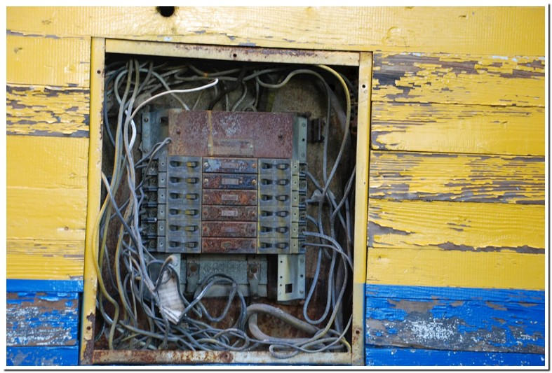 Bryant Electrical Panel Problems