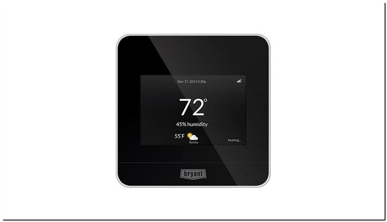 Bryant T6 Thermostat Reset
