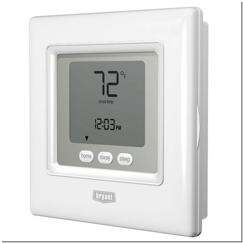 Bryant Thermostat Programming