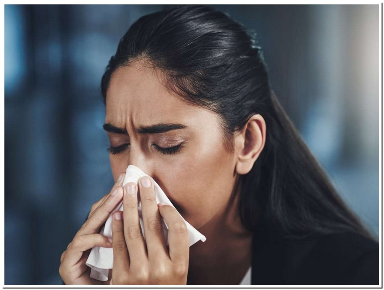 Burning Smell In Nose And Headache