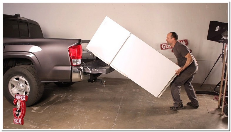 Can A Used Refrigerator Be Transported Lying Down