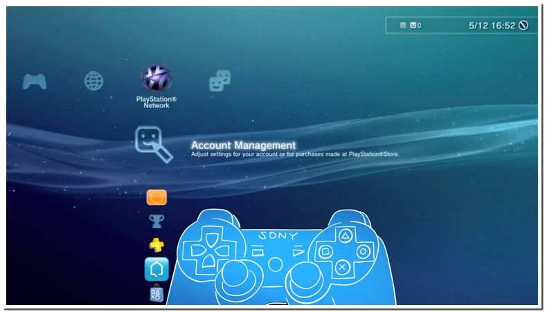 Can Sign In Playstation Network Ps3