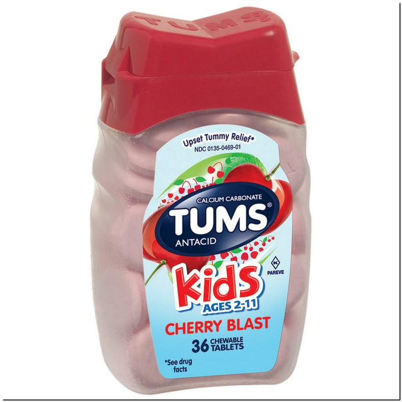 Can Toddler Have Tums