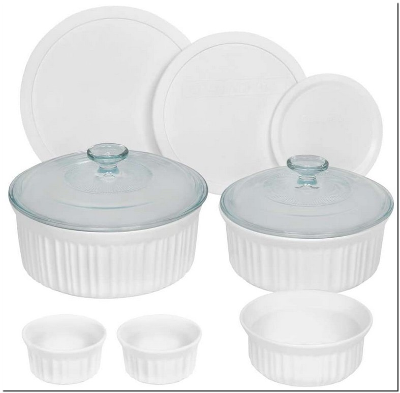 Can You Put White Corningware In The Oven