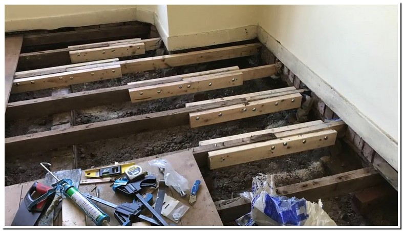 Can You Replace Rotten Floor Joists