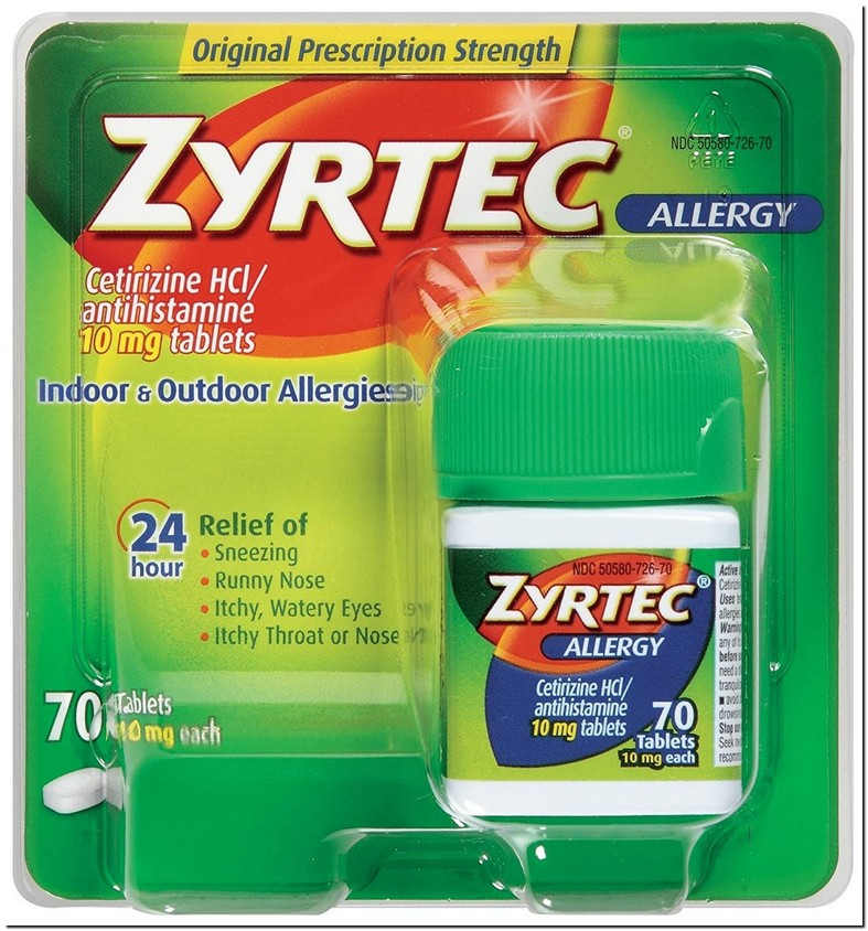 Can You Take Flonase And Zyrtec At The Same Time