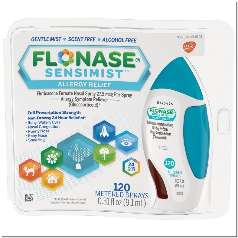 Can You Take Flonase Sensimist With Claritin