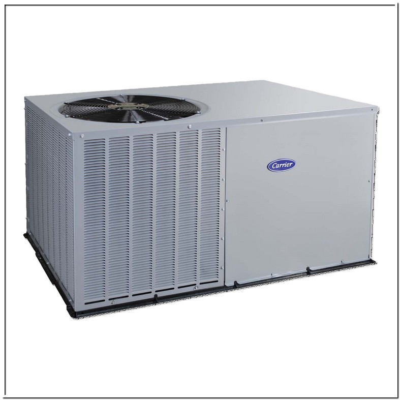 Carrier 3 Ton Heat Pump Package Unit