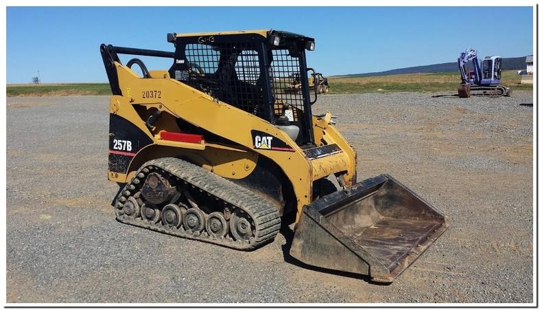Cat 257b Weight