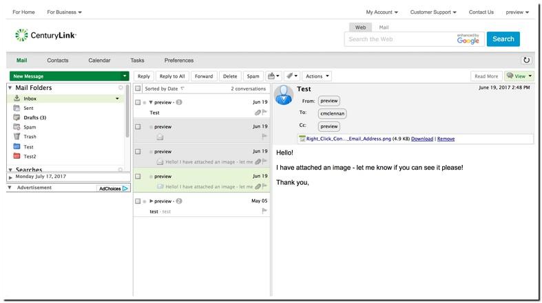 Centurylink.net E Mail