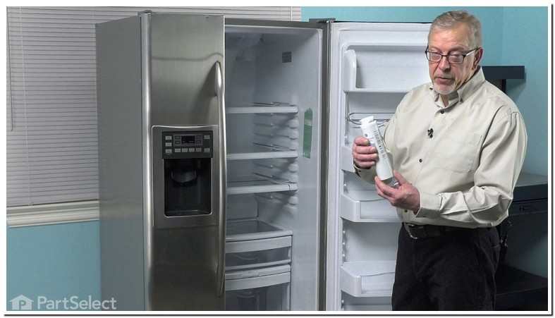 Changing Water Filter On Ge Profile Refrigerator
