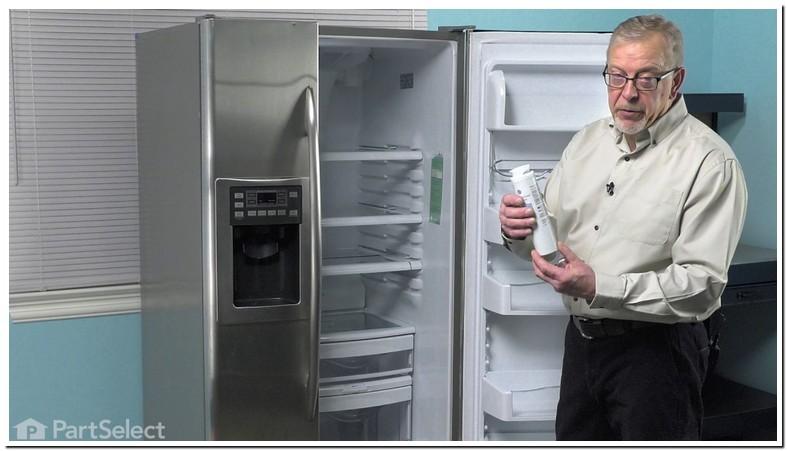 Changing Water Filter On Ge Refrigerator