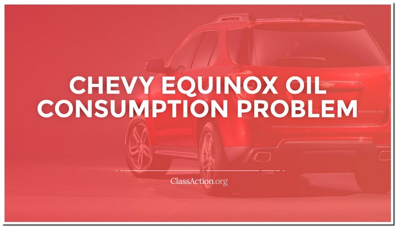 Chevy Equinox Engine Oil Consumption