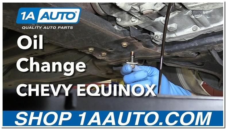Chevy Equinox Engine Oil Type