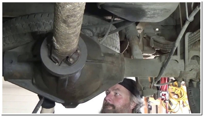 Chevy Pinion Seal Replacement