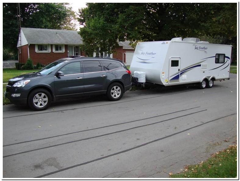 Chevy Trailblazer Towing Capacity