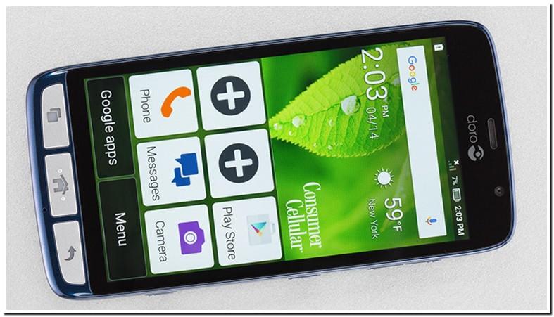 Consumer Cellular Jitterbug 2