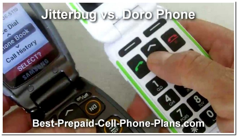 Consumer Cellular Vs Jitterbug
