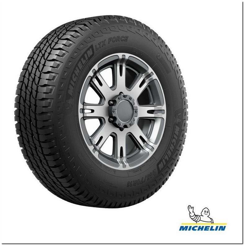 Cubiertas 245 65r17 Michelin