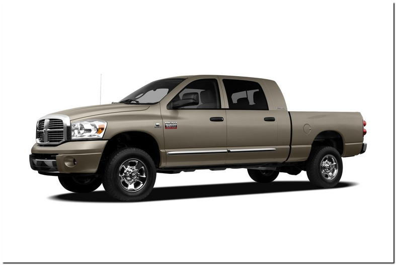 Dodge Ram 3500 Fuel Tank Size