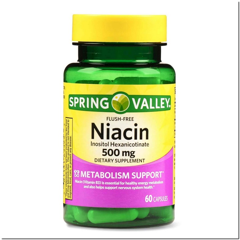Does Niacin Work For Drug Tests