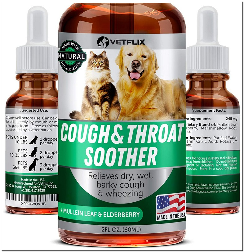 Dog Hairball Cough Remedy