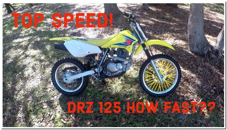 Drz 125 L Top Speed