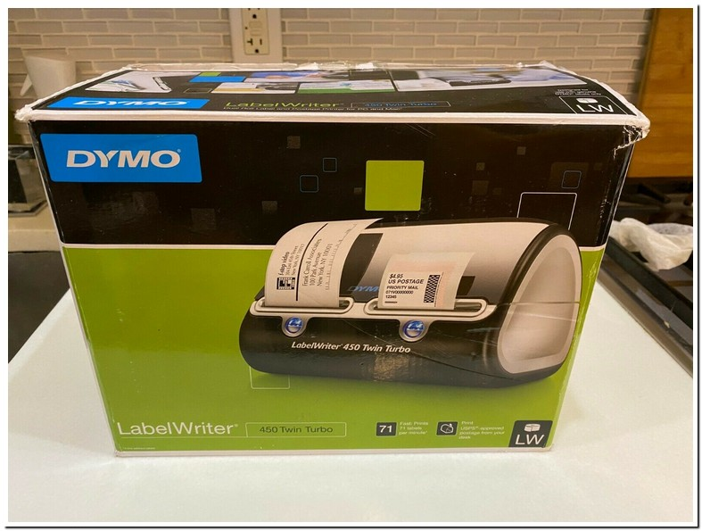 Dymo Labelwriter Twin Turbo Driver Model 93085
