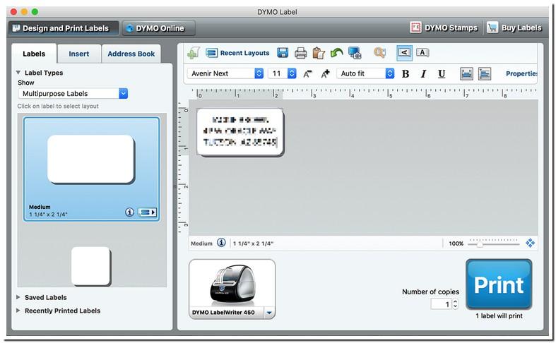 Dymo Labelwriter Twin Turbo Driver Windows 7