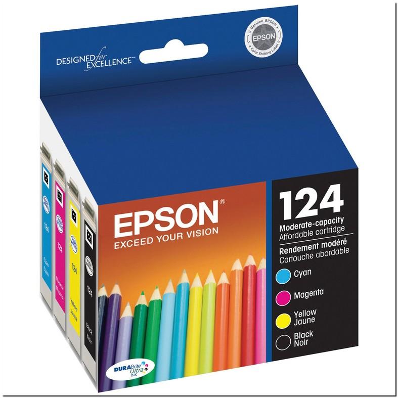 Epson 124 Color Ink Walmart