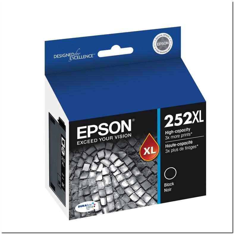 Epson 252xl Black Ink Walmart