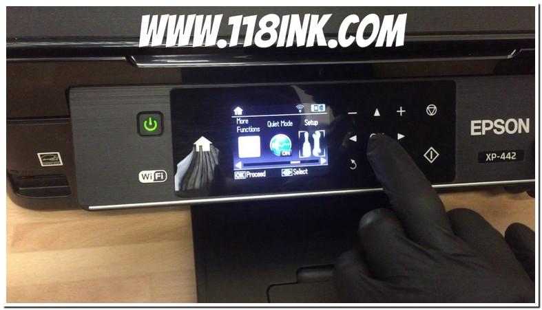 Epson Printer Xp 420 Not Printing