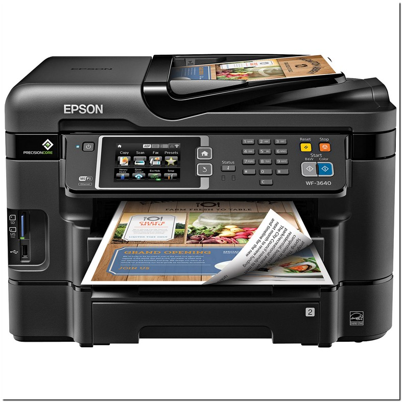 Epson Wf 3640 Drivers For Windows 7