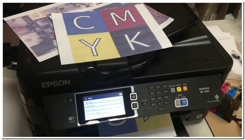 Epson Wf 3640 Ink Cartridge Not Recognized