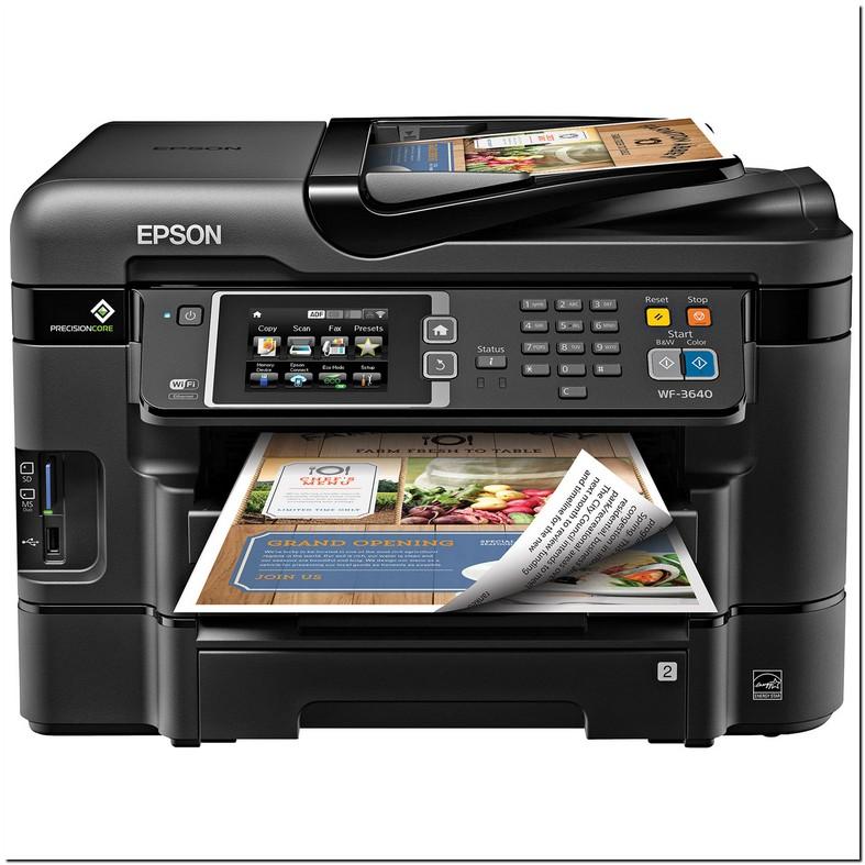 Epson Wf 3640 Software