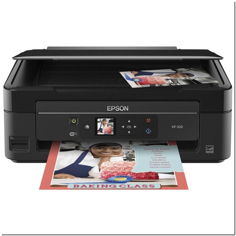 Epson Xp 320 Printer Drivers
