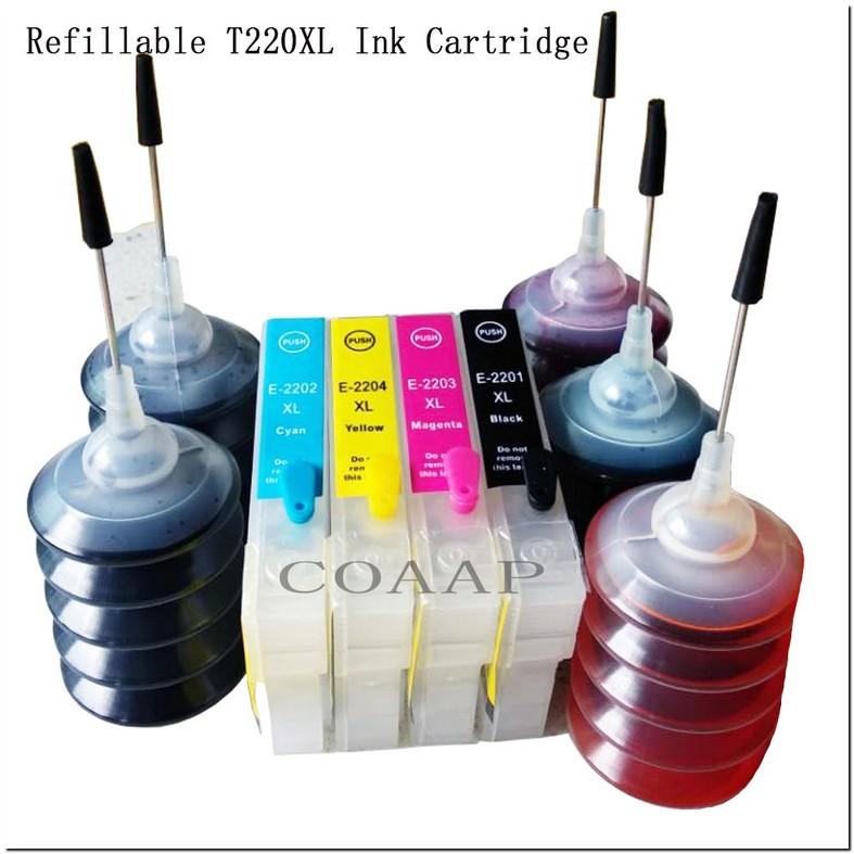 Epson Xp 420 Refillable Ink Cartridges