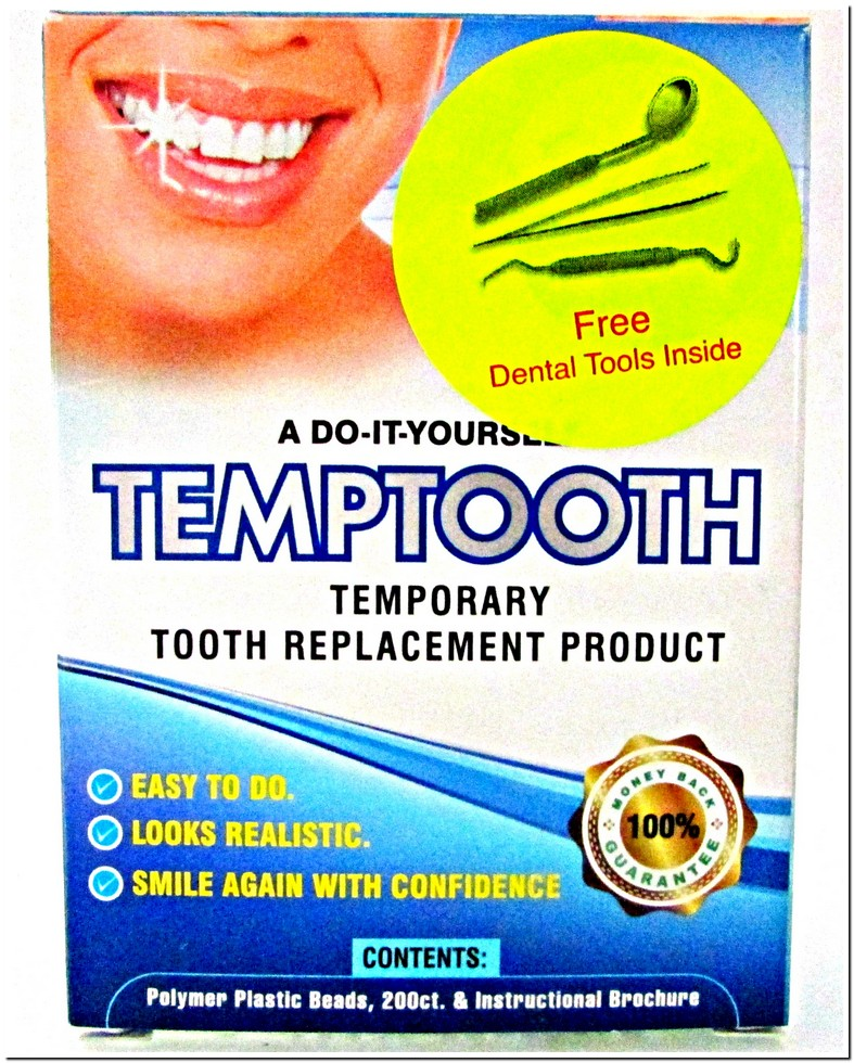 Flipper Temporary Tooth Replacement