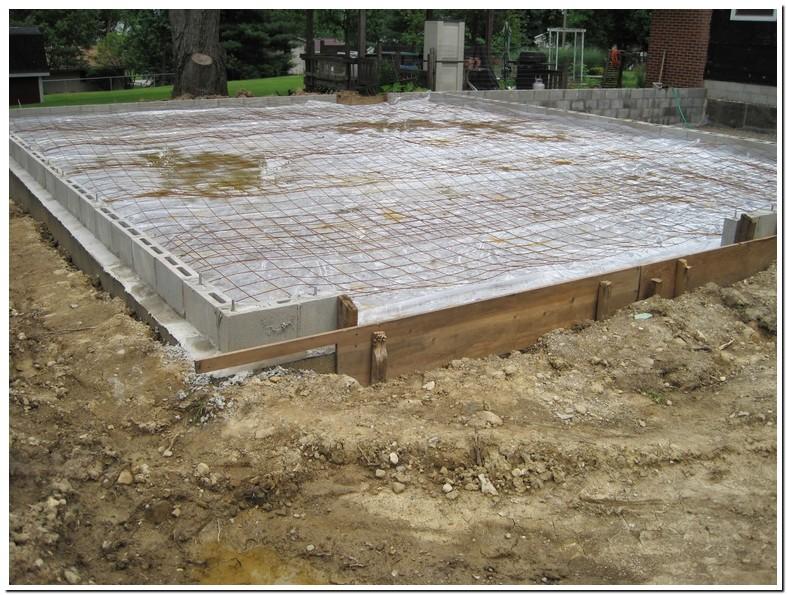 Floating Slab Foundation Advantages