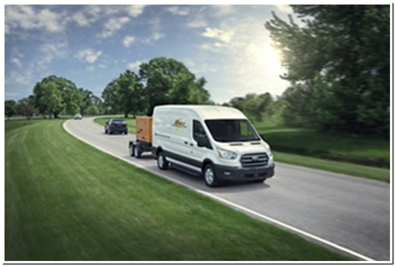 Ford Connect Towing Capacity