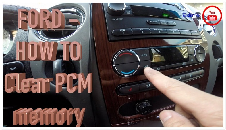 Ford Explorer Pcm Reset