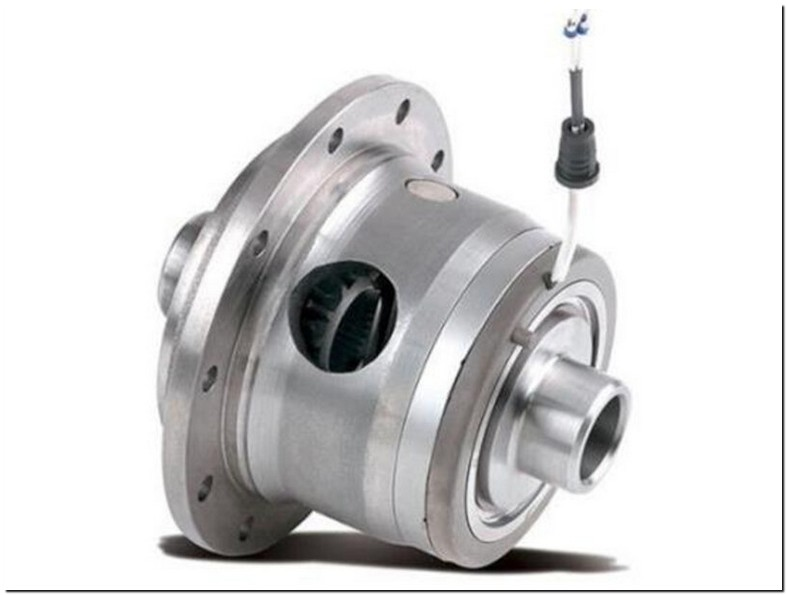 Ford F250 Electronic Locking Rear Differential