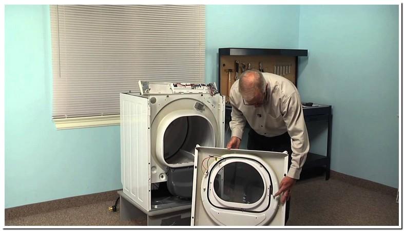 Frigidaire Affinity Gas Dryer Door Open Error