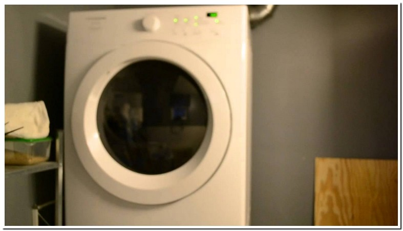 Frigidaire Affinity Gas Dryer Problems