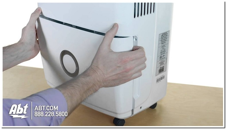 Frigidaire Dehumidifier Filter Reset